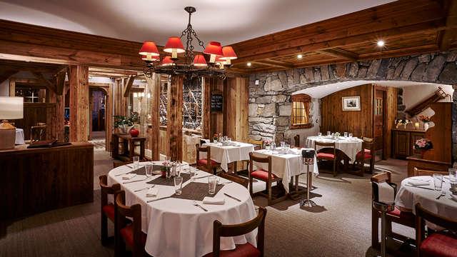 Hotel Les Peupliers - Courchevel