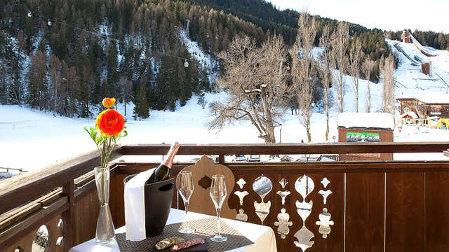 Hotel Les Peupliers - Courchevel