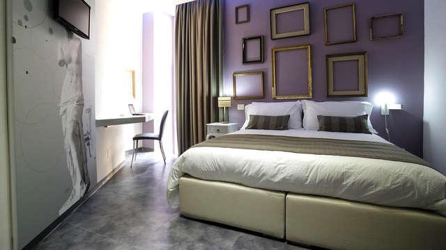 Hotel Santa Brigida