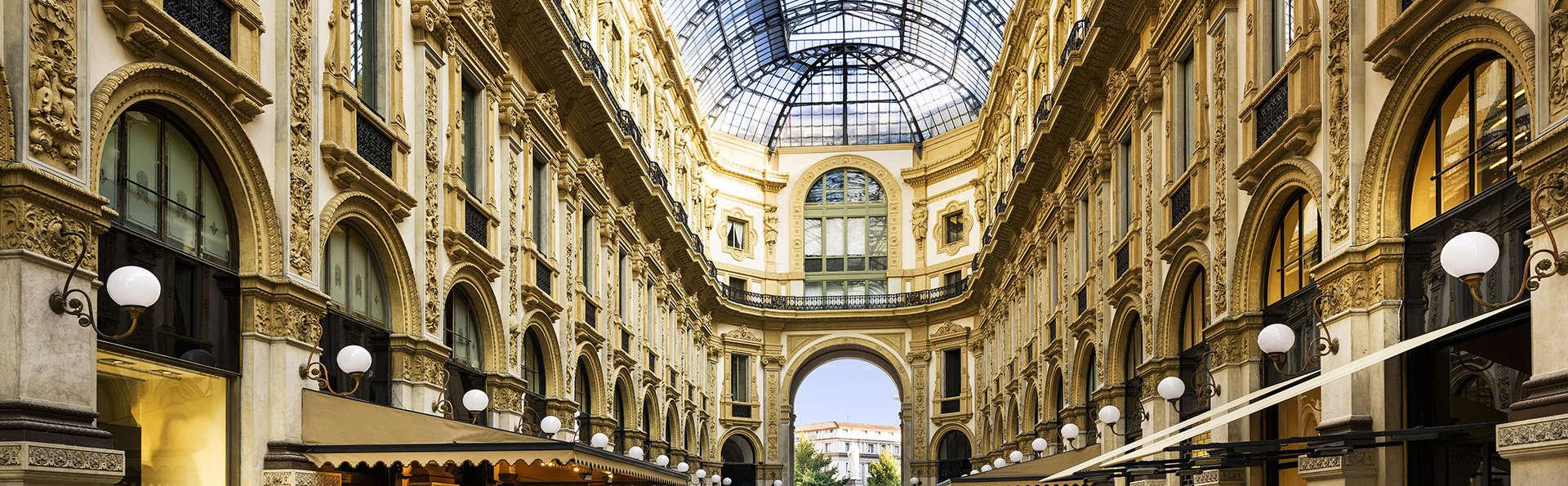 Déambulez dans les rues de Milan et séjournez dans un 4*