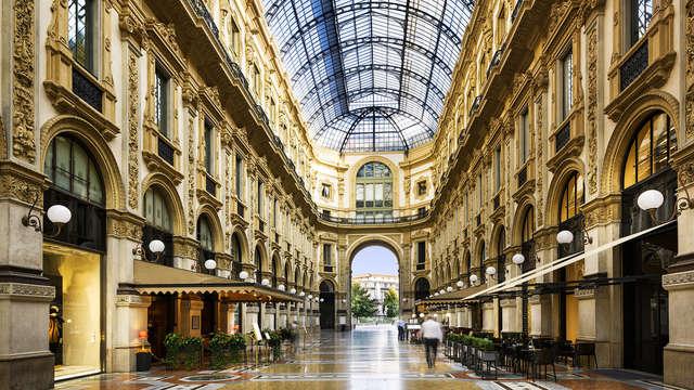 Verken Milaan en geniet van 4* luxe