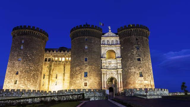 Design, arte ed eleganza nel cuore di Napoli