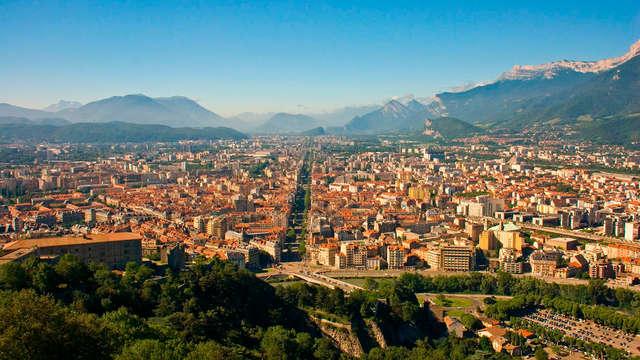 Citytrip en plein cœur de Grenoble