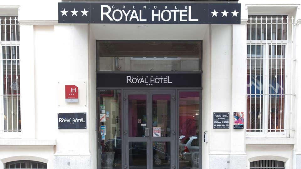 Le Royal Hôtel Grenoble Centre - edit_front.jpg