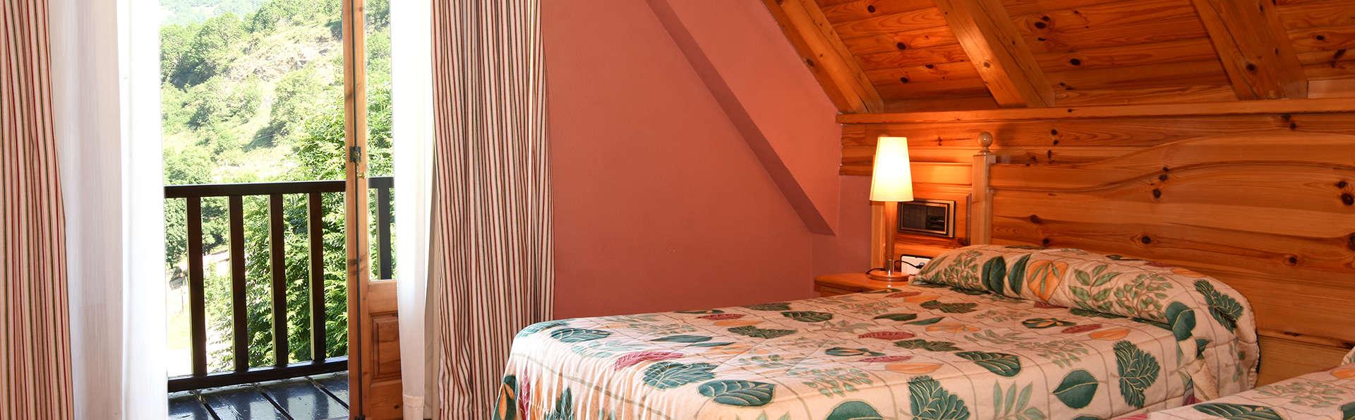 Visitez Tredòs dans le Val d'Aran en chambre triple