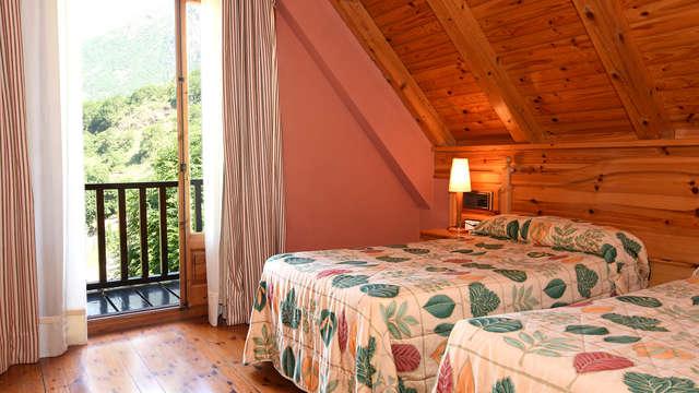 Visita Tredòs en el Valle de Arán en habitación triple