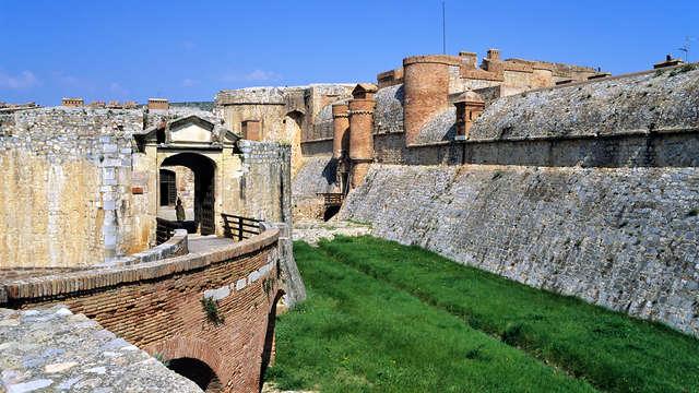 Escapade en pays cathare et visite de la forteresse de Salses