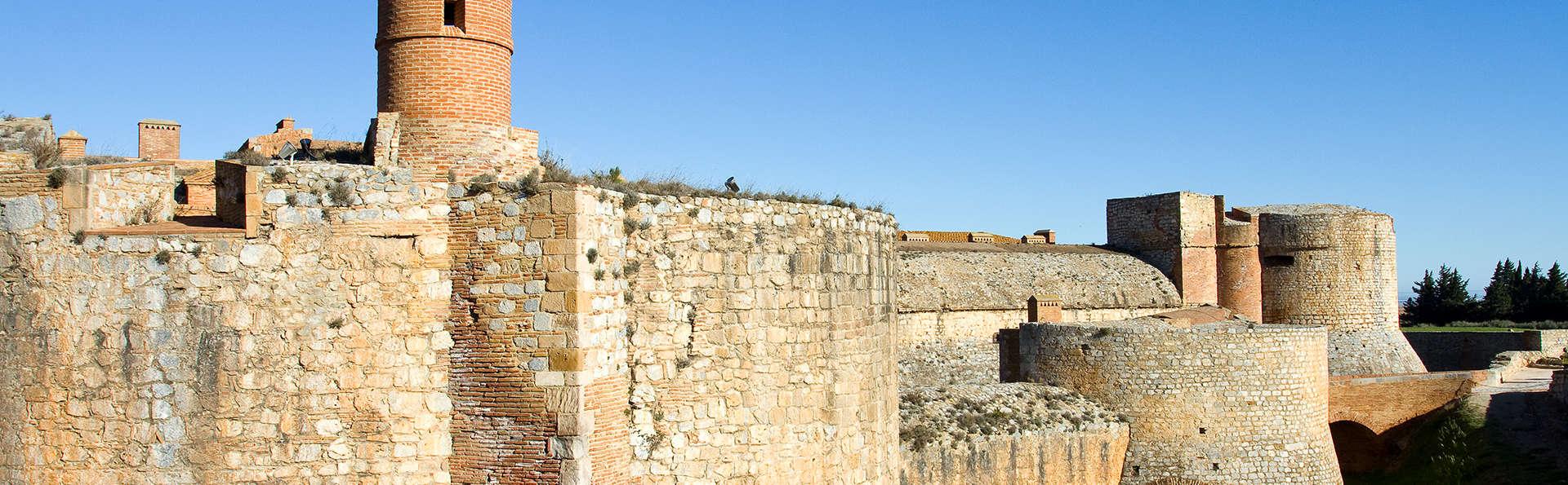 Séjour détente à Leucate et visite de la forteresse de Salses