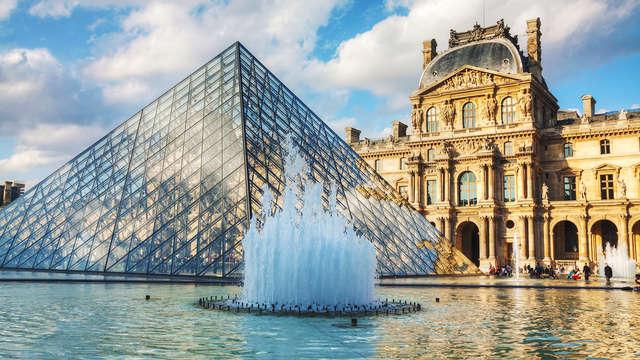 Descubre la magia de París y descansa en una cómoda habitación Classic