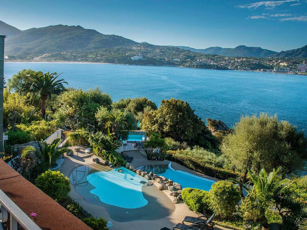 Séjour Corse - Week-end détente dans un établissement de luxe au Sud de la Corse  - 5*
