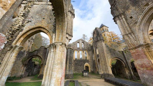 Verken de abdij van Orval en ontspan in de Gaumestreek