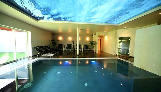 INTER-HOTEL Montbeliard Sud Charme Hotel et Spa - Spa