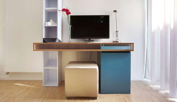 Appart Hotel Odalys Confluence - Desk