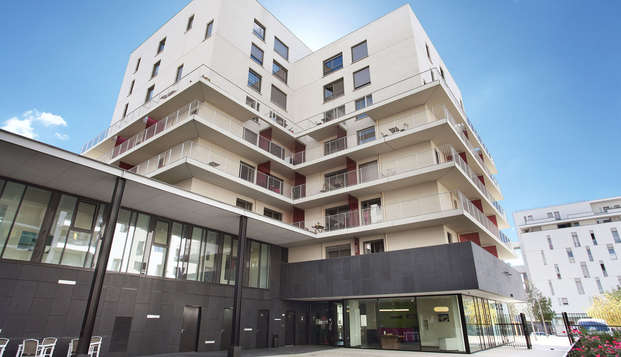 Appart Hotel Odalys Confluence - Front