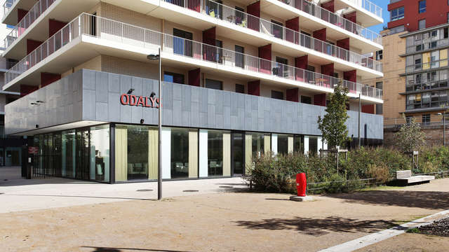 Appart Hotel Odalys Confluence