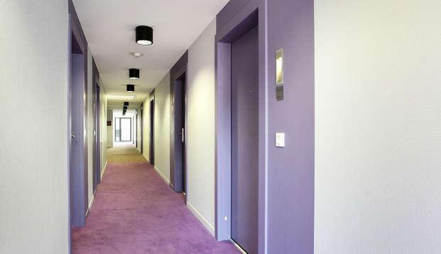 Appart Hotel Odalys Confluence - Hall