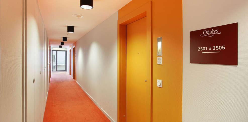 Appart h tel odalys confluence lyon frankrijk for Appart hotel lyon centre