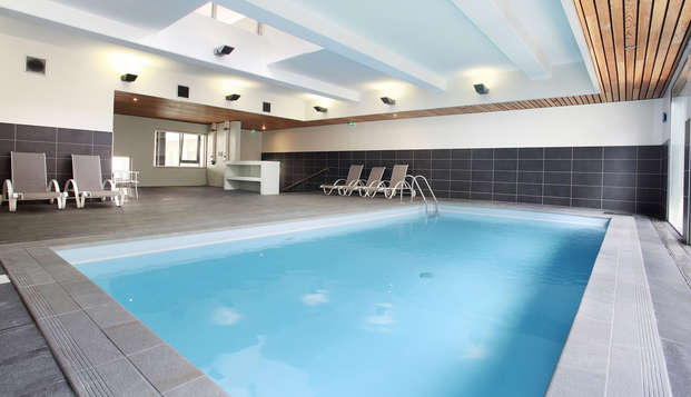 Appart Hotel Odalys Confluence - Pool
