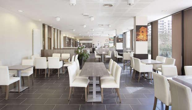 Appart Hotel Odalys Confluence - Restaurant