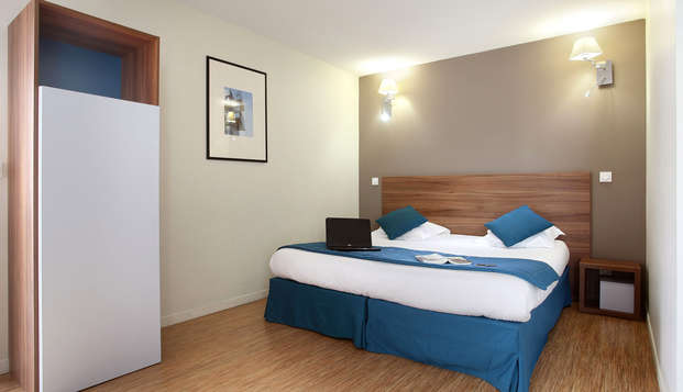 Appart Hotel Odalys Confluence - Room