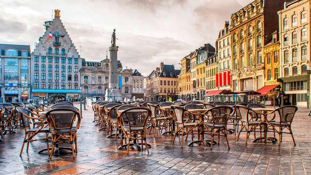 Traditie en elegantie op twee minuten van het oude stadscentrum van Rijsel