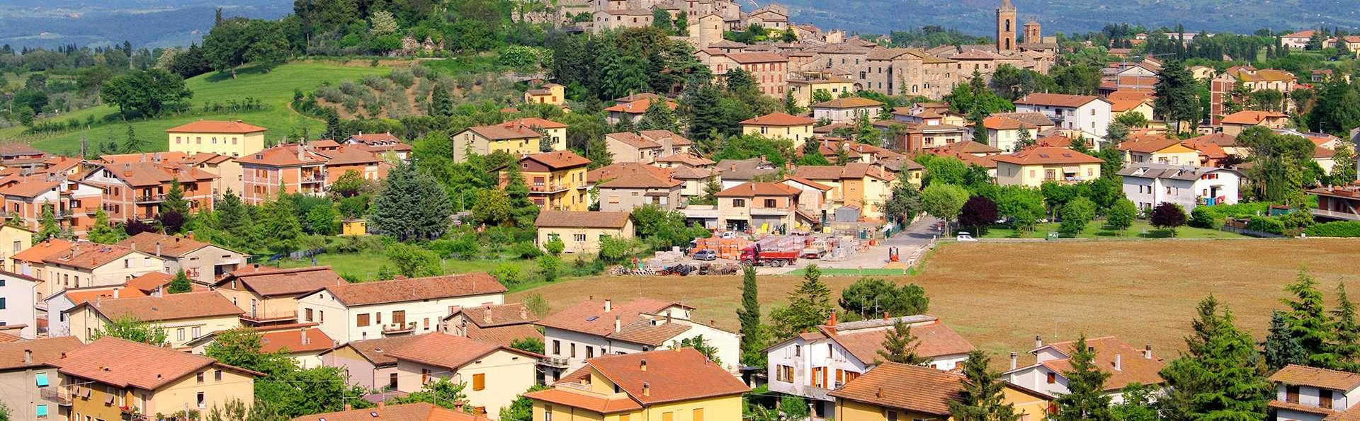 Découvrez la Toscane et la ville de Chiusi dans une ambiance vintage