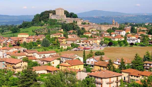 Descubre la maravillosa Toscana con un ambiente de época muy especial