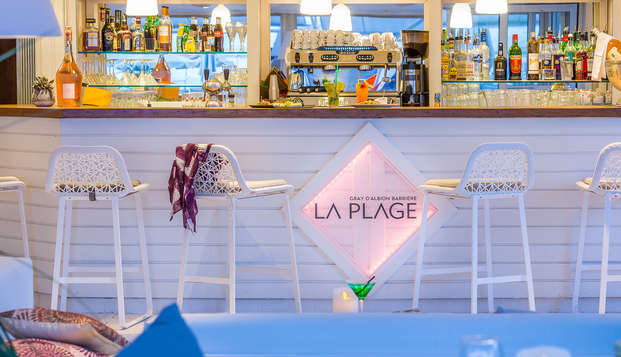 Hotel Barriere Le Gray d Albion Cannes - new bar