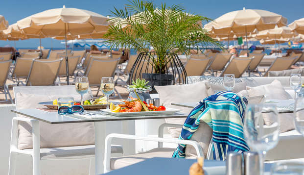 Hotel Barriere Le Gray d Albion Cannes - new beach