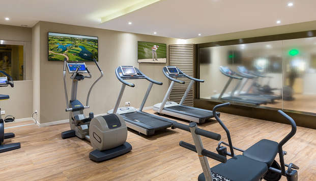 Hotel Barriere Le Gray d Albion Cannes - new gim