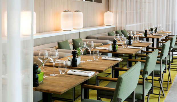 Hotel Barriere Le Gray d Albion Cannes - new restaurante