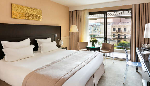 Hotel Barriere Le Gray d Albion Cannes - new room