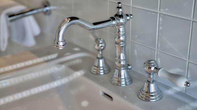 Hotel Mercure Biarritz Centre Plaza - new bathroom