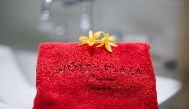 Hotel Mercure Biarritz Centre Plaza - bathroom