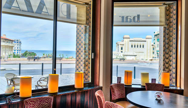 Hotel Mercure Biarritz Centre Plaza - new restaurant