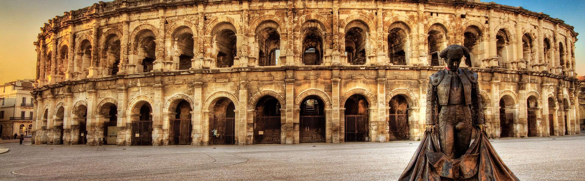 Best Western Marquis de la Baume - edit_Arenes_de_Nimes_panorama.jpg