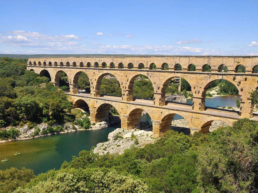 Séjour Gard - Week-end découverte de Nîmes  - 4*