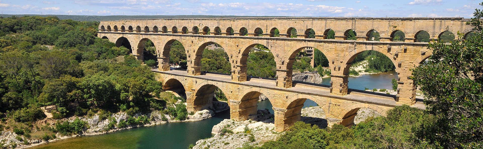Week-end découverte de Nîmes