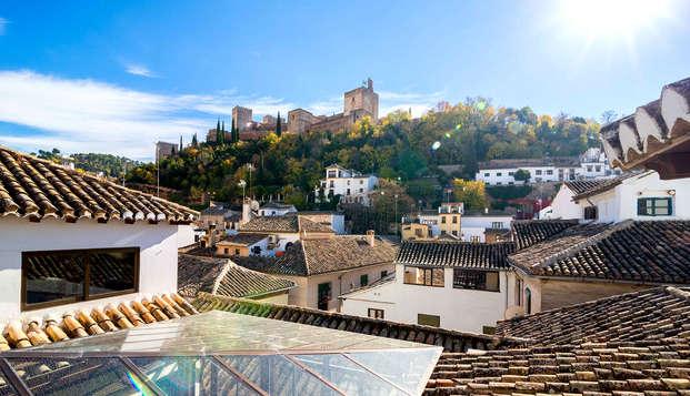 Hotel Palacio de Santa Ines - View
