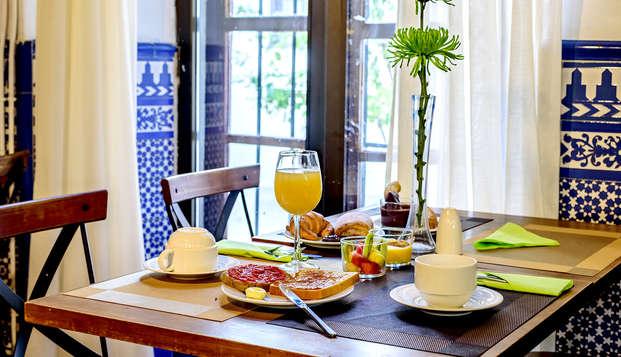 Hotel Palacio de Santa Ines - Breakfast