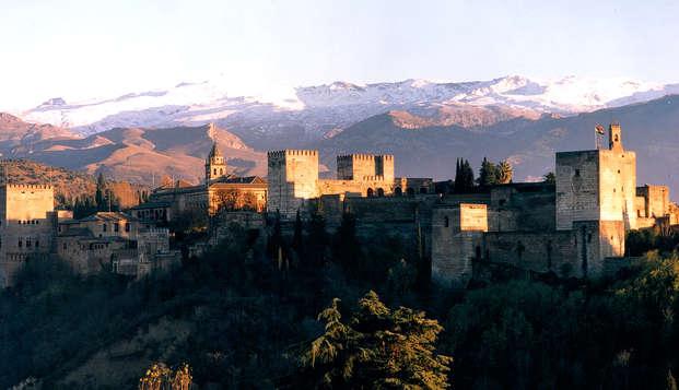 Hotel Palacio de Santa Ines - Destination