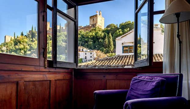 Hotel Palacio de Santa Ines - Lounge