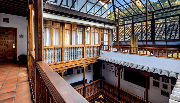 Hotel Palacio de Santa Ines - Patio