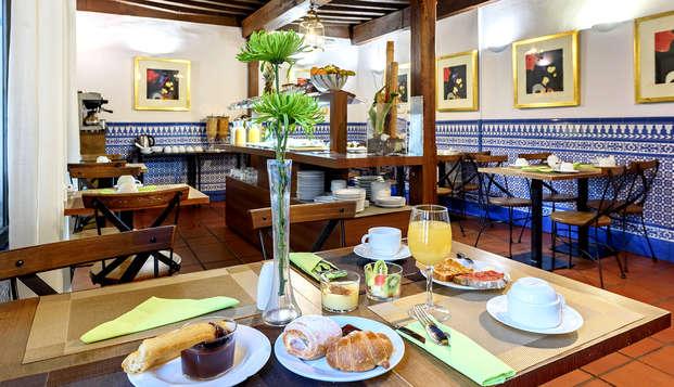 Hotel Palacio de Santa Ines - Restaurant