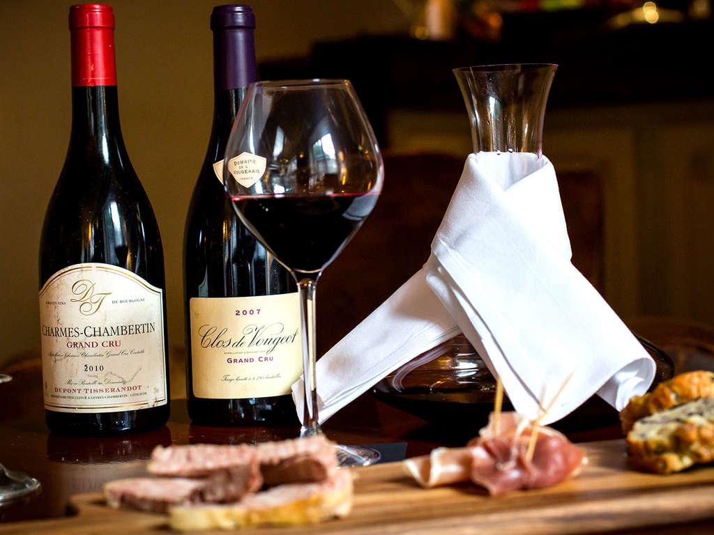 Séjour Bourgogne - Week-end avec visite de cave à une heure de Beaune  - 4*