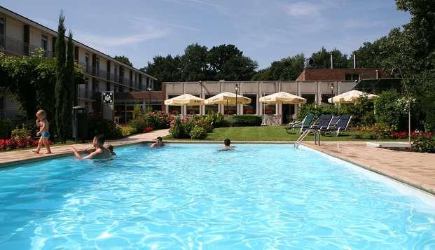 Green Park Hotel Brugge - Pool