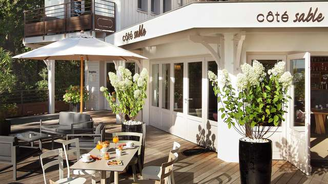 Hotel Cote Sable - NEW Terrace