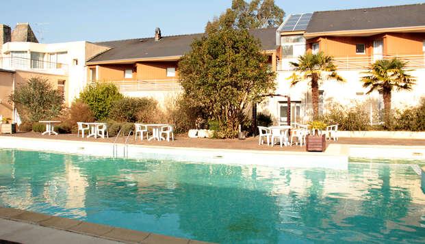 Week-end dans un hôtel de charme près d'Auray