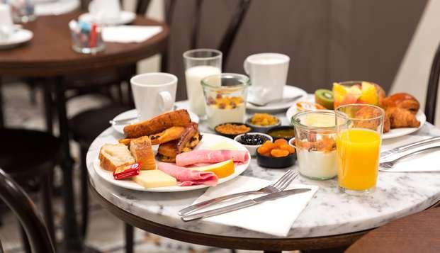 Hotel Silky By HappyCulture - Breakfast