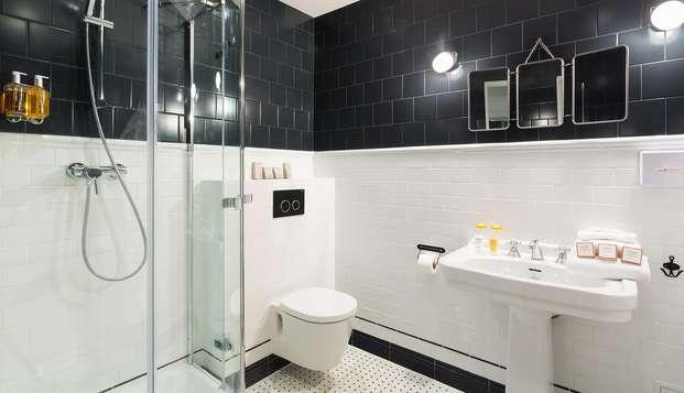 Hotel Silky By HappyCulture - Bathroom